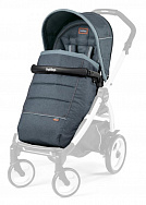PEG PEREGO Прогулочный Блок POP UP SEAT COMPLETO BLUE DENIM