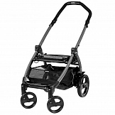 PEG PEREGO ШАССИ к коляске BOOK 51 TITANIA WHITE/BLACK