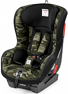 PEG PEREGO Автокресло 9-18кг. VIAGGIO 1 DUO-FIX K CAMO GREEN